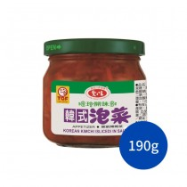 愛之味 韓式泡菜 泡菜罐頭