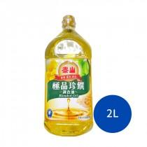 泰山極品珍饌調和油 黃金御品油 食用油 家庭用油 調和油