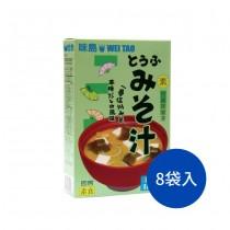 味島 味噌湯 味噌汁 素食湯