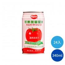可果美100%蕃茄汁 有鹽番茄汁 飲料