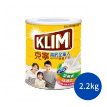 克寧高鈣全家人營養奶粉 雀巢 克寧 成人奶粉 奶粉