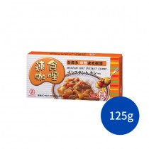 工研益壽多中辣速食咖哩塊 咖哩塊 咖哩醬 方便包