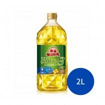 泰山OMEGA3芥花不飽和健康調合油 食用油 家庭用油 調和油 芥花油